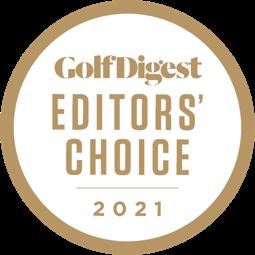 Golf Digest Editors' Choice Award 2021Logo
